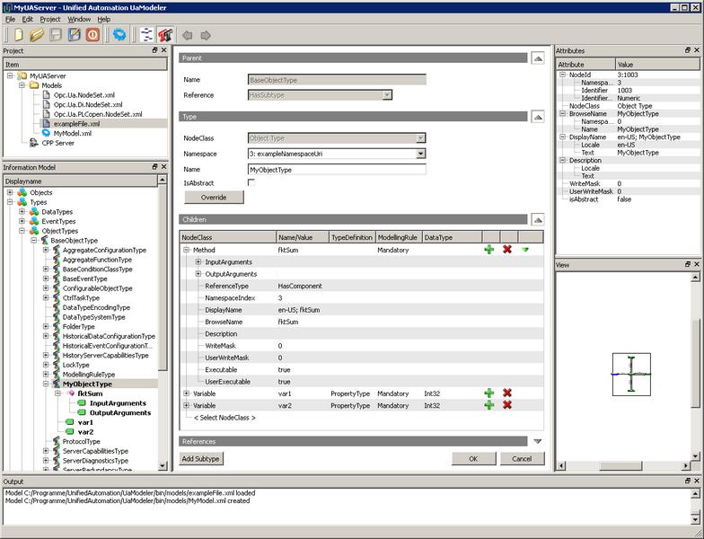 online Nonlinear Model based Process